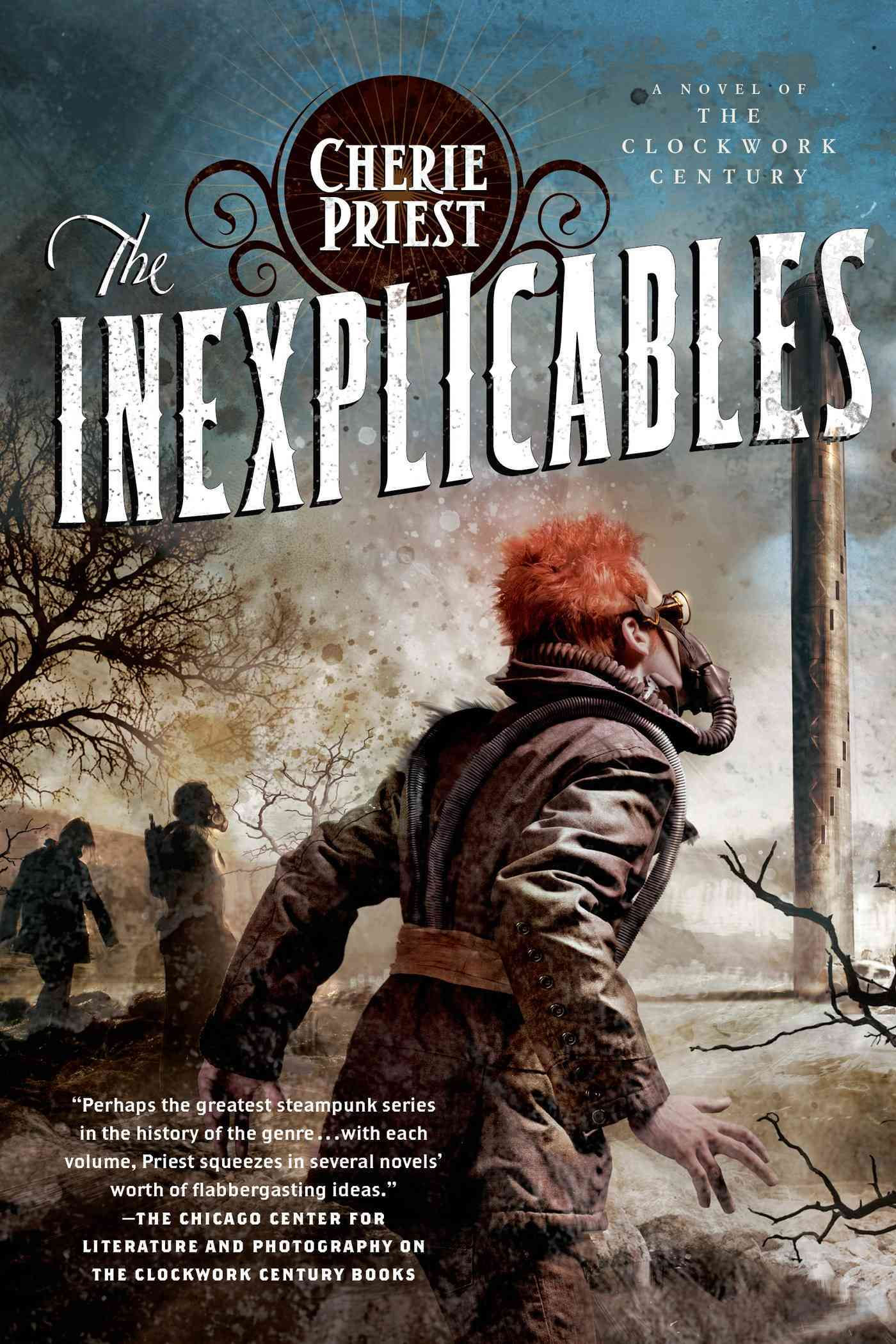 The Inexplicables By Priest, Cherie